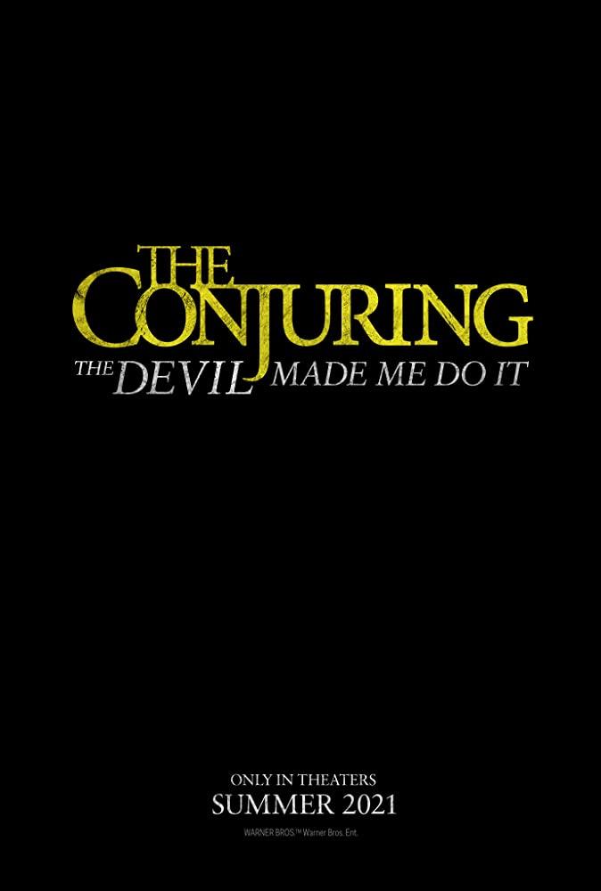 ดูหนังออนไลน์ฟรี The Conjuring: The Devil Made Me Do It (2021)
